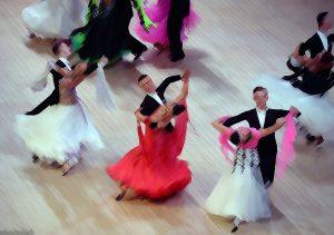 Ballroom Competetive
